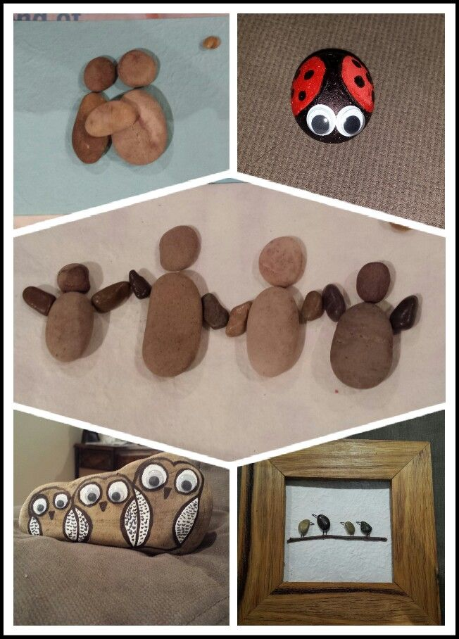 More rock art for my next stall ♥♥♥