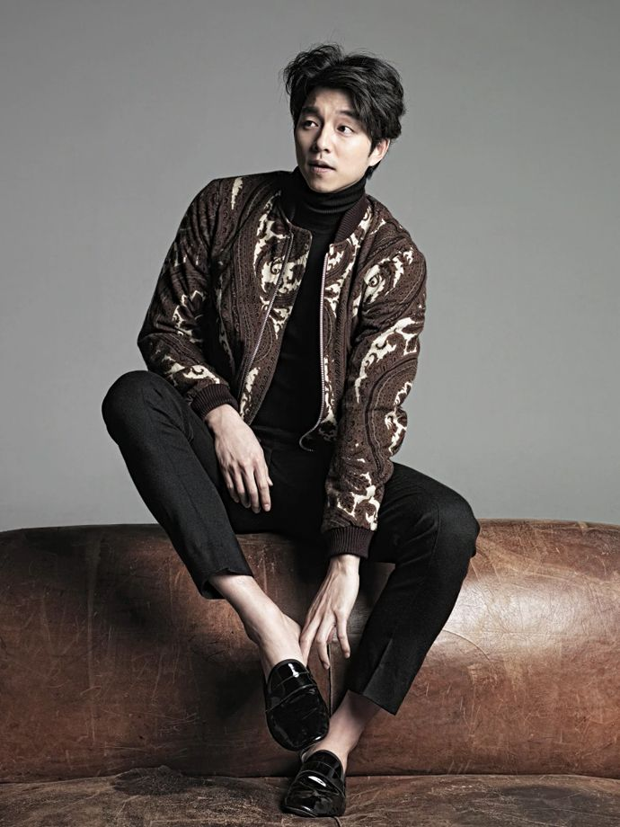 Gong Yoo High Cut Magazine Vol.114