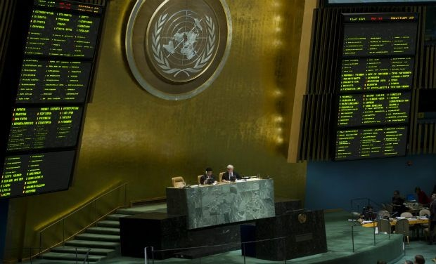 Syria resolution: India abstains from voting