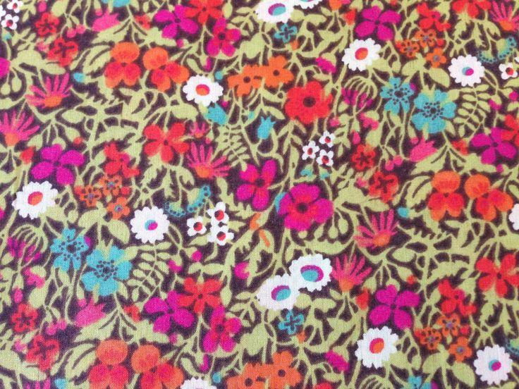 Liberty Tana Lawn Fabric fitzgerald