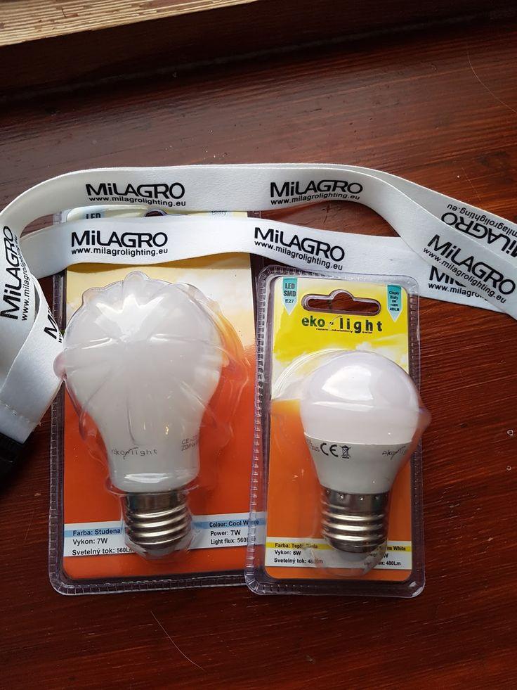 Witajcie 💡   Wczoraj otrzymałam świet(l)ną przesyłkę od firmy Eko-light.   Ważną rolę w naszym życiu pełni światło. Najlepsze to naturalne ...