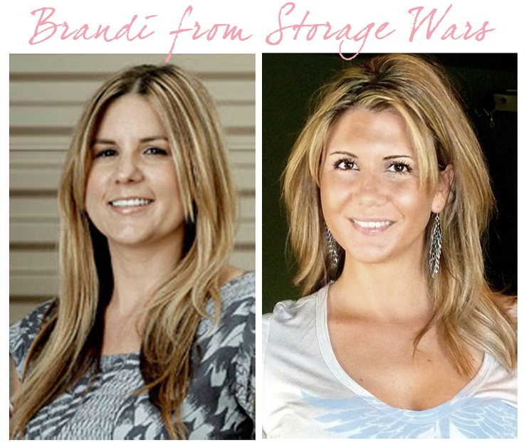Hunter Day Leaked Pics >> Brandi Passante from Storage Wars: Are we twins?   blog   Pinterest   War, Storage and We