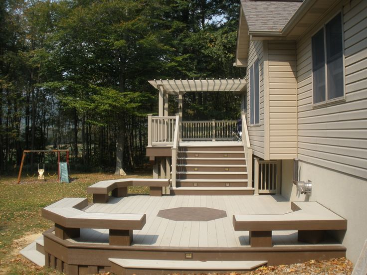 Keystone Vinyl of Bedford, PA - This project includes ...
