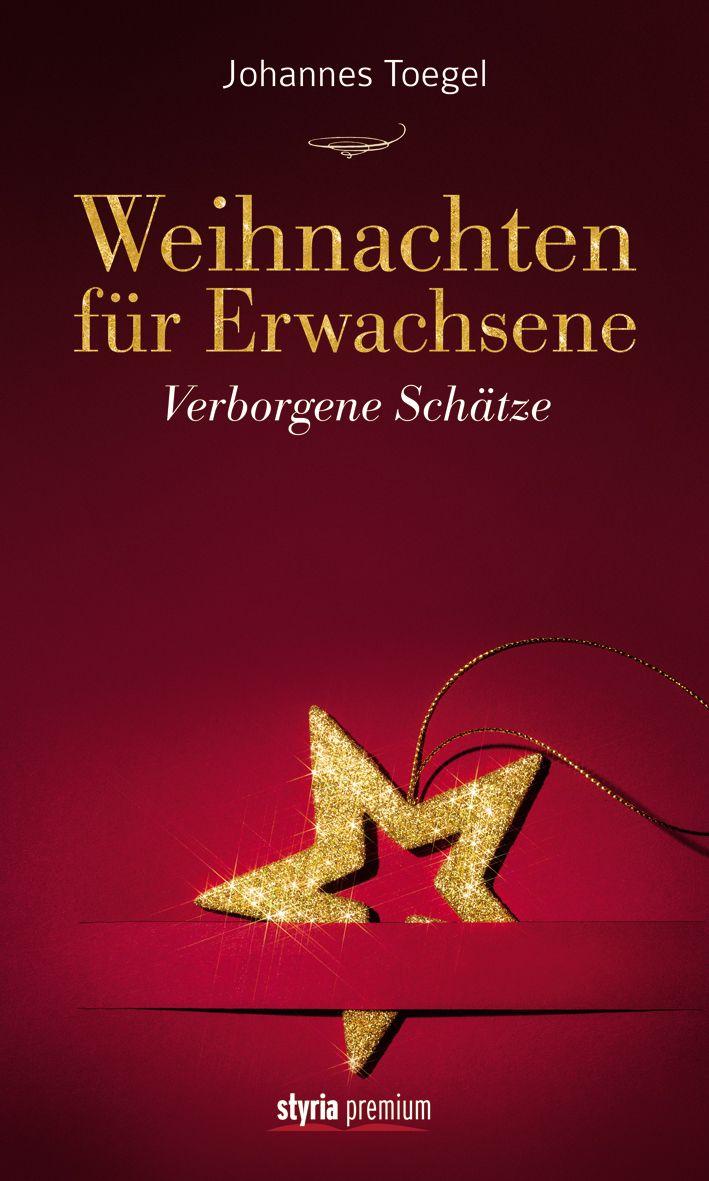"""Weihnachten - steckt nicht etwas Wirkliches dahinter? Etwas, das die Seele nährt und erhebt? Etwas, das auch uns Erwachsene anspricht, wenn es nicht nur um Geschenke geht? Dieser Frage geht der Autor Dr. Johannes Toegel in """"Weihnachten für Erwachsene"""" auf den Grund. Ein Plädoyer für den Rückzug in die Stille und eine erfrischende Absage an Kitsch und Geschenkewahn."""