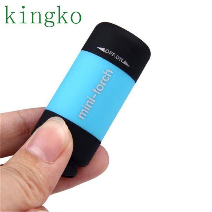 High Quality Mini-Torch 0.3W 25Lum USB Rechargeable LED Torch Lamp Flashlight  Keychain  linternas led recargable