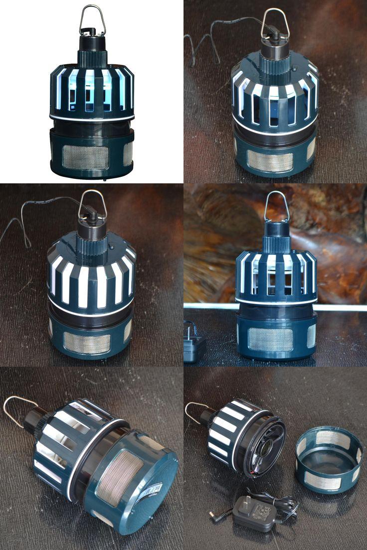 [Visit to Buy] 7W LED Photocatalyst Inhalant Mosquito Trap Killer Electronic Pest Control Tools UV Light Killing Lamp #Advertisement