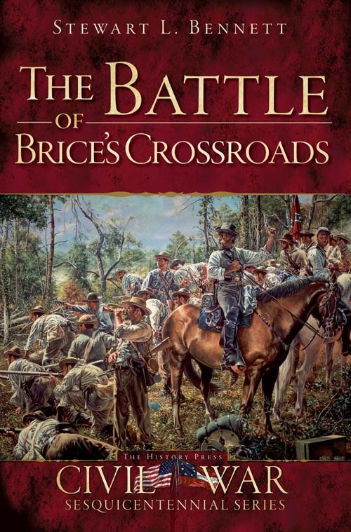 An insignificant crossroads in Mississippi was an unlikely battleground for one of the most spectacular Confederate victories in the western theater of the Civil War. But that is where two generals determined destiny for their men. Union general Samuel D. Sturgis looked to redeem his past military record, while hard-fighting Confederate general Nathan Bedford Forrest aimed to drive the Union army out of MS or die trying. Their armies collided in a story of overwhelming odds & American spirit.: Brice Crossroads, Crossroads Civil, Civil War, Books To Reading