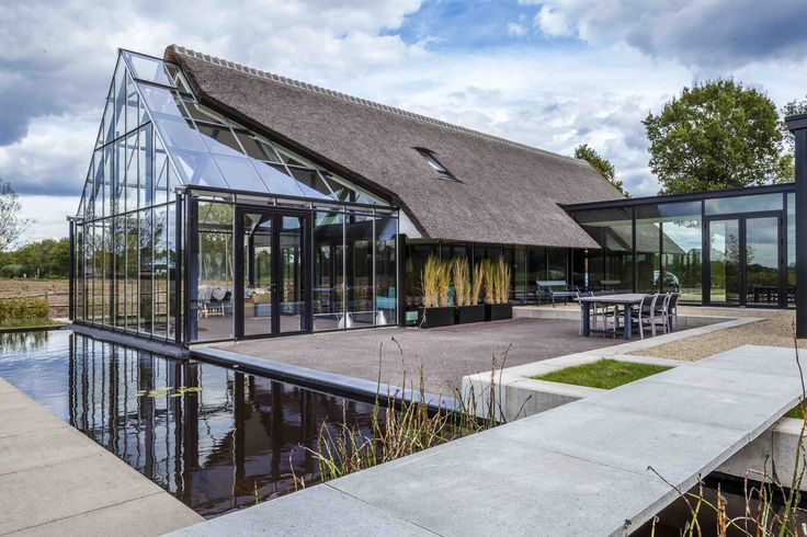 Gallery of Modern Countryside Villa / Maas architecten - 1