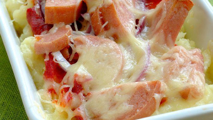 MatPrat - Kyllingpølser i form
