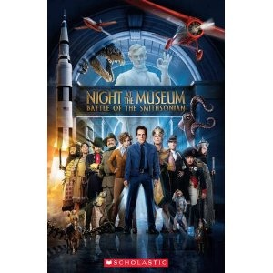 Larry Daley has left his job as a night guard at the Museum of Natural History, and is now a rich businessman. When he hears that his old friends, Teddy Roosevelt and the other exhibits – are being sent to the Smithsonian Museum in Washington for storage, he knows he has to help them…    Another exciting story based on the second Night at the Museum movie.
