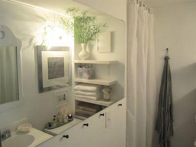 T H E O R D E R O B S E S S E D: Update: My Bathroom
