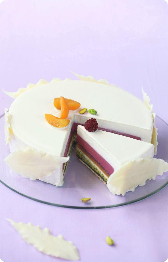 """Verdade de sabor: Cake """"Etude"""" / Torta mousse """"Etude"""""""