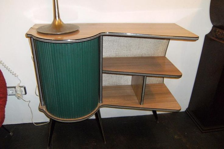 Dise o vintage mueble bar 1950 urban retro pinterest for Muebles bar diseno