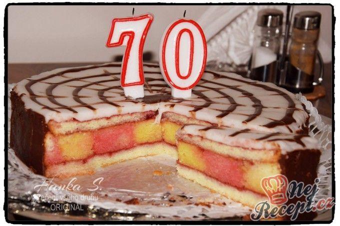Vynikajíci punčový dort | NejRecept.cz