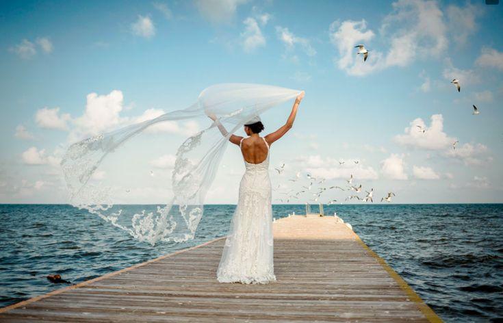 Moon Palace Cancun Destination Wedding