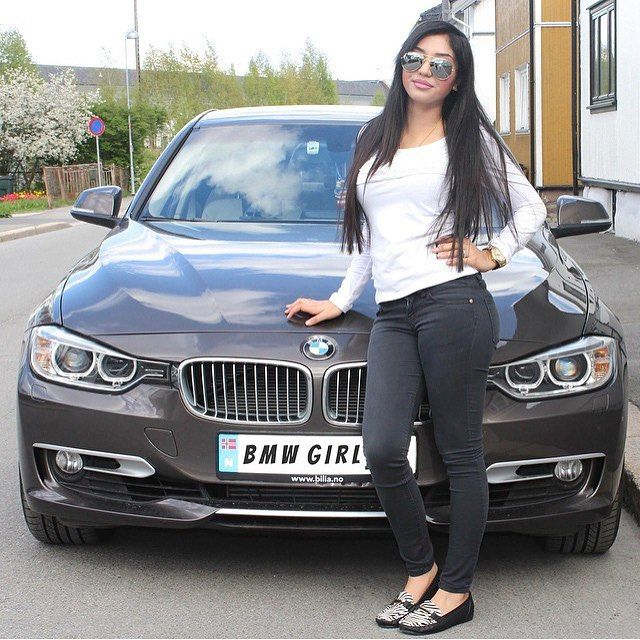 BMW GIRL @bmw_girl982