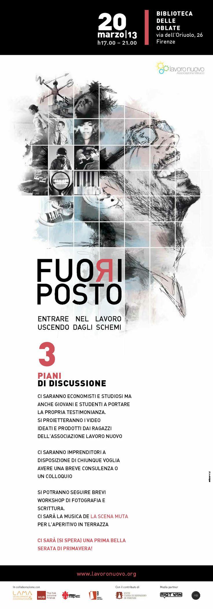 Fuoriposto   Locandina evento 20 marzo 2013