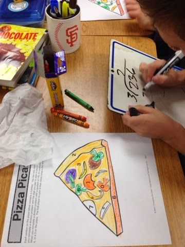 I Love My Classroom: Long Division Culmination Projects
