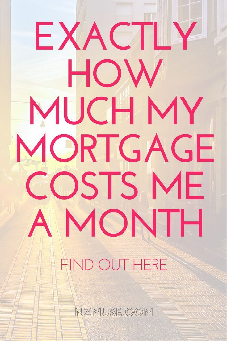 How much does a mortgage cost? Find out exactly how much ...