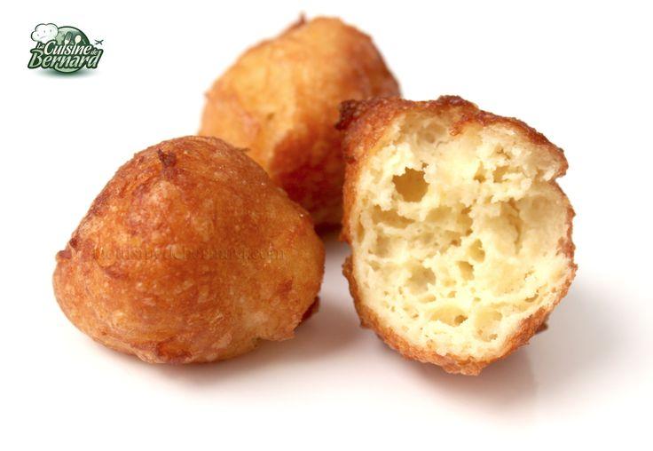 """La Cuisine de Bernard: Les Pommes """"Dauphine"""""""