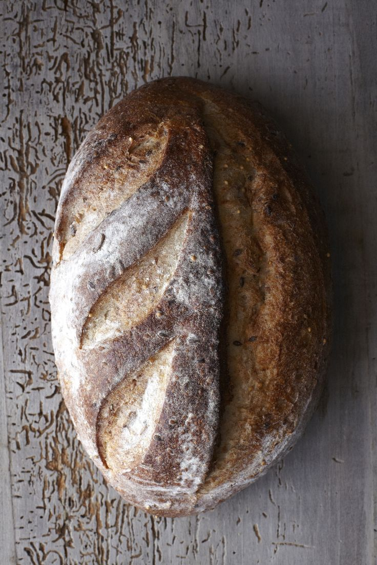 When bread is this gorgeous Christine Wolheim has a fabulous collection in SF.