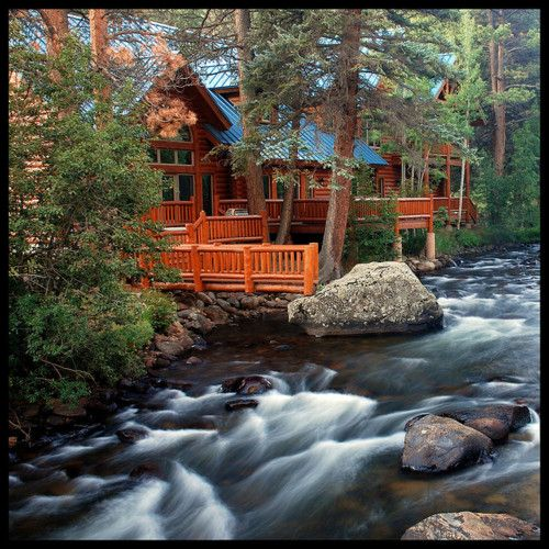 1000 Images About Log Homes Cabins On Pinterest Log