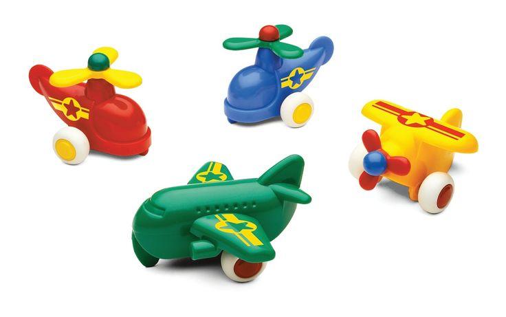 Mini Chubbies Planes 1114 #minichubbies | #vikingtoys