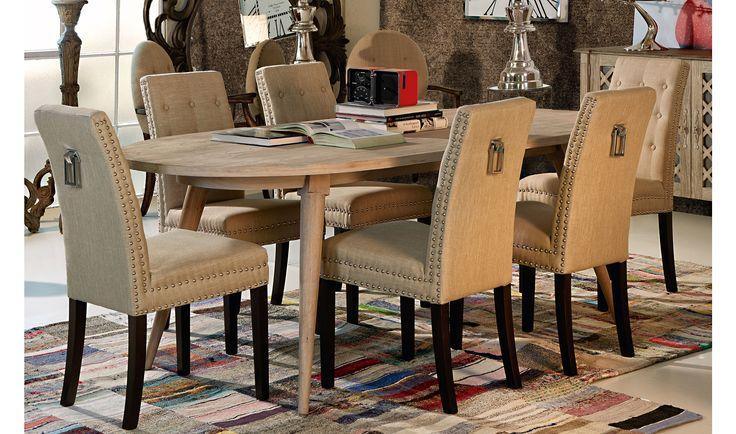 Las 25 mejores ideas sobre mesas de comedor ovalada en pinterest mesas de comedor redondas - Las mejores mesas de comedor ...