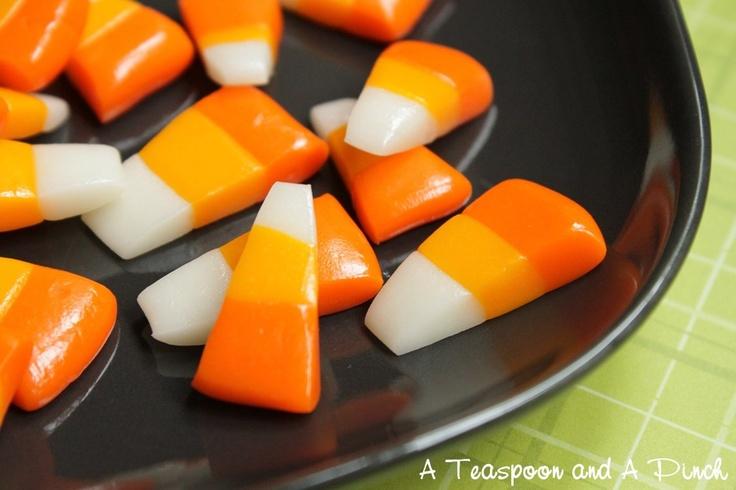 ... Homemade Candy Corn | Classroom Holiday Ideas | Pinterest | Homemade