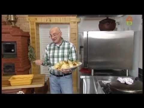 Сталик: Паровые рулеты с картошкой или штрудель