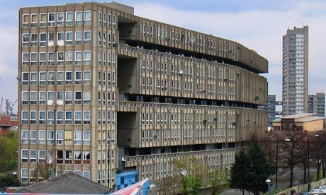 Robin Hood Gardens was completed in 1972. Designed to improve the quality of social housing, the apartment blocks now face demolition. Campaigners tried to save the buildings, but they were not supported by the residents...