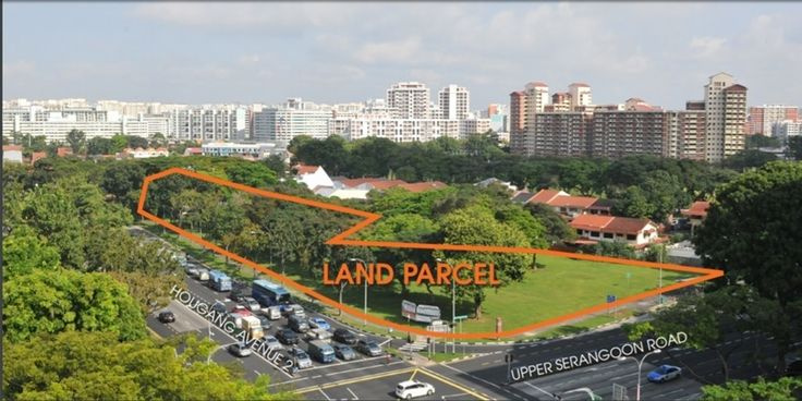 Aerial view of the site at Lorong 1 Realty Park in Hougang. (Photo: URA) UPDATED: The tender for a rareMore »