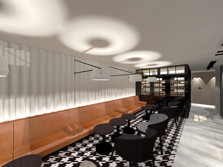 Beste ideeën over restaurant bar ontwerp op pinterest