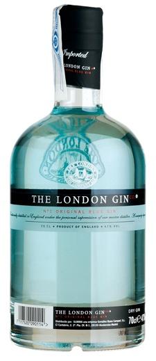 ¡A lo mejor SI que estás buscando pareja parq San Valentín! The London Gin No. 1