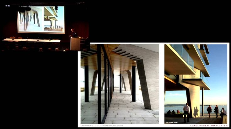 Arkitekt Einar Hagem fra Lund & Hagems innlegg om boligkvalitet om…