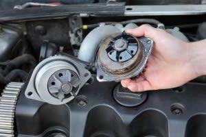 Get a free car water pump replacement quote online at Motorwerksag, Houston #BMW Audi #Bentley #Lexus #Volvo