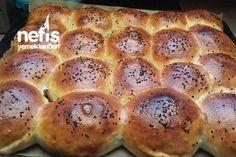 Tek Porsiyonluk Ekmekcikler (Karamanın Külçesi)