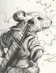 The peaceful creatures of Redwall, led by Matthias, defend valiantly against Cluny. However, they look to be outmatched by his warriors. Desperate, Matthias looks to the legend of Martin the Warrior, guardian of the Abbey in old times. If Matthias can find Martin's sword, maybe he can defeat Cluny!