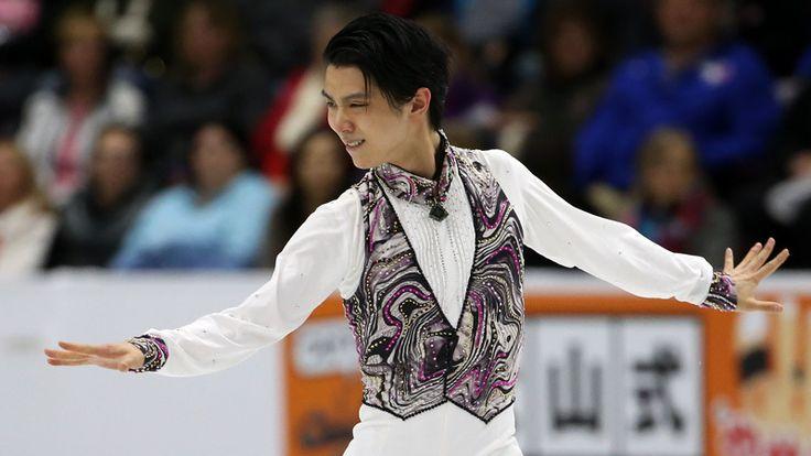 スケートカナダ男子SPが行われ、羽生結弦は4位だった。