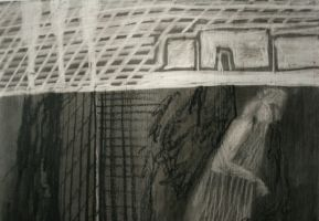 "illustrating ""Berlin Poplars"" by Anne Ragde, more on http://maiastefanaoprea.wordpress.com"