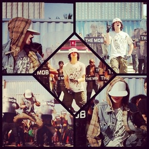"Step Up 4: Revolution - ""Moose"" Adam G. Sevani"