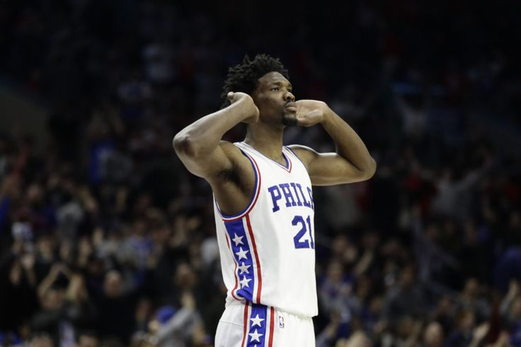 The 76ers and the terrible, horrible, no good, very bad week = Remember when the Philadelphia 76ers were the darlings of the NBA season? When Joel Embiid was setting the league on fire and cats were gleefully raised after every win? All those good vibes have cruelly been tossed out the window over the last month, and this…..