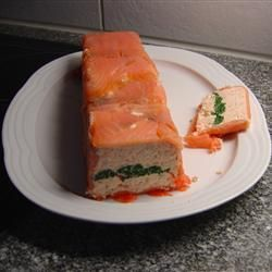 Prawn And Salmon Terrine Recipe on Yummly. @yummly #recipe