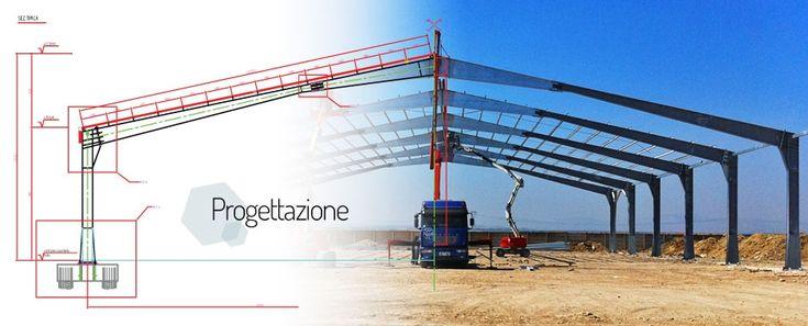Come avviene la progettazione delle strutture in #acciaio? http://magazine.ruggeropulga.it/2017/03/30/progettazione-strutture-in-acciaio/