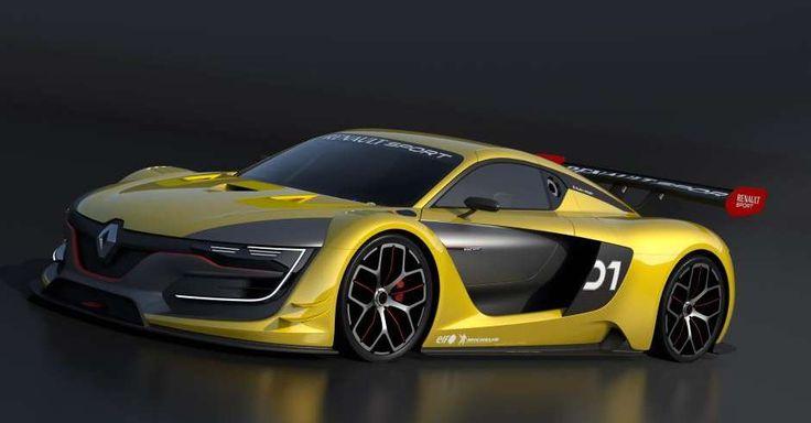 Renault Sport R.S. 01 : A racing car of spectacular design built for(...) - Renault Sport - Renault Group motorsport website