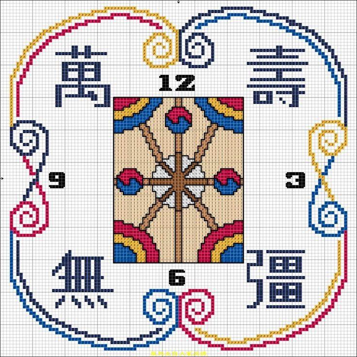 Reloj chino 1