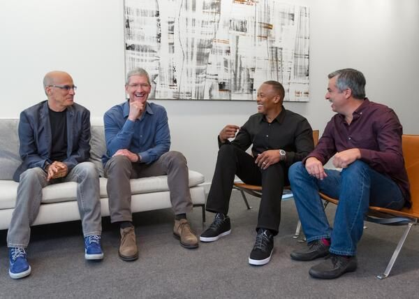 Tim Cook Welcomes the Beats Team to Apple as the $3 billion Acquisition is Confirmed