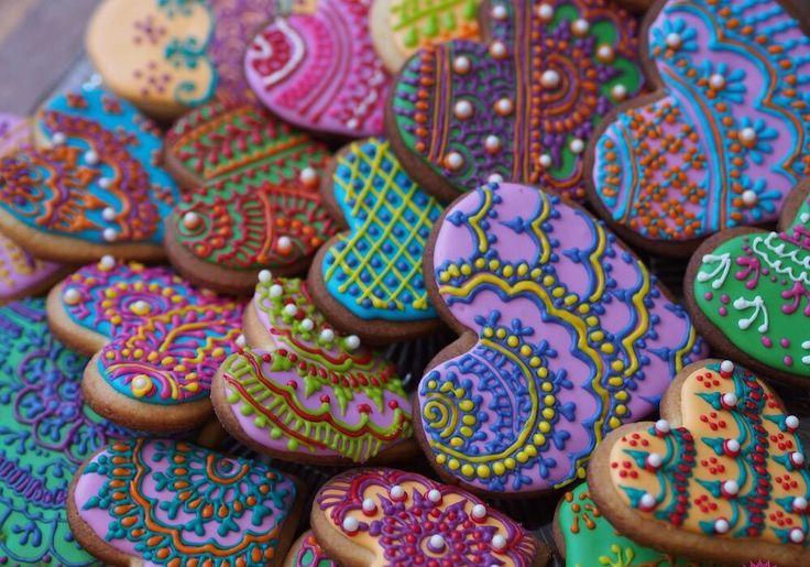 Hlo tips el estilo mehindi es una decoraci n hind muy - Decoracion indu ...