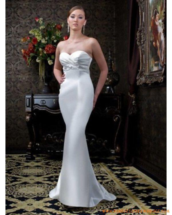 104 besten robe de mariée sur mesure prix Bilder auf Pinterest ...