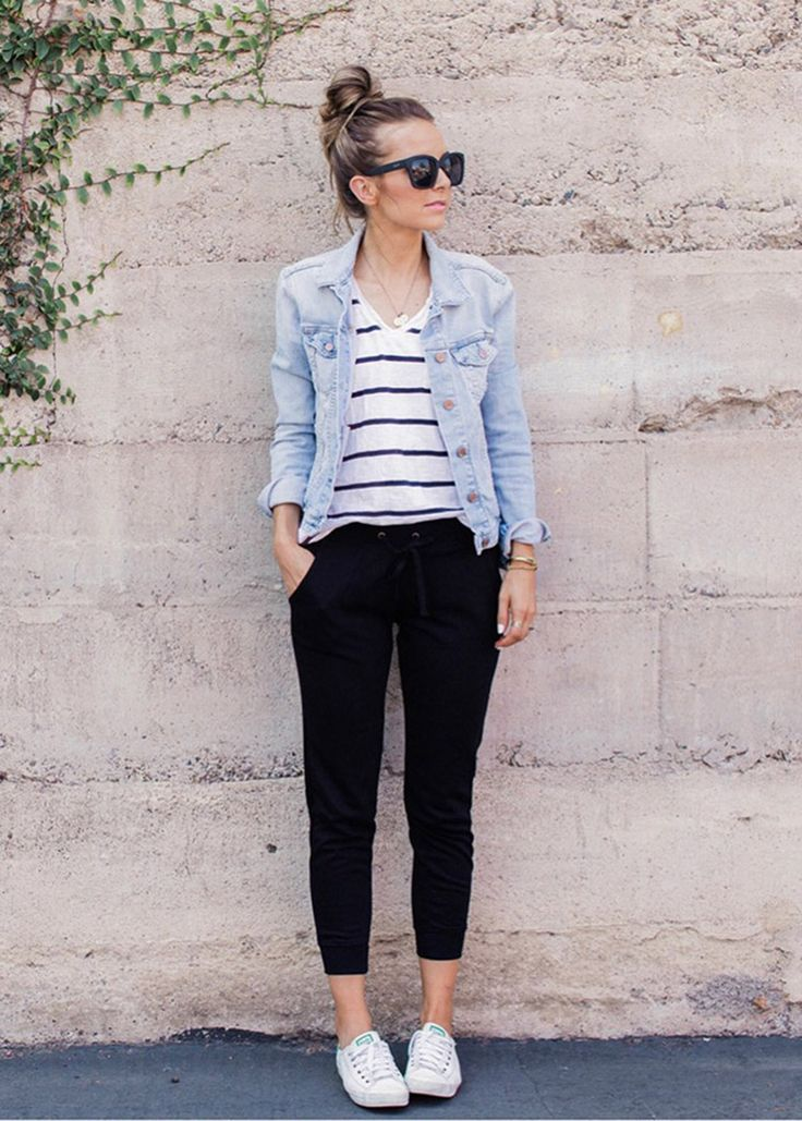 Closet Staples Series: How To Wear Different Style…